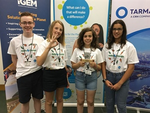 Skills4Change Takes 3rd Place at National Finals