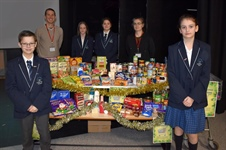 Castle View Academy Students' Act of Kindness