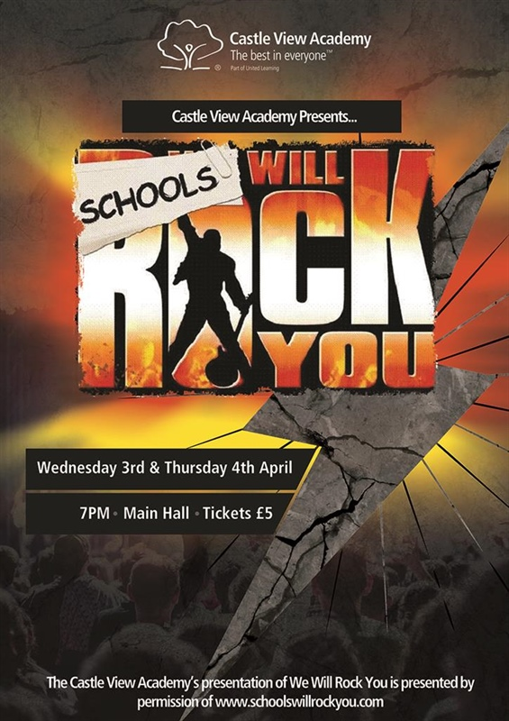 We Will Rock You Production