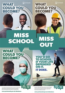 Miss School, Miss Out Campaign
