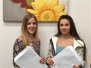 Castle View Academy celebrate record breaking GCSE success