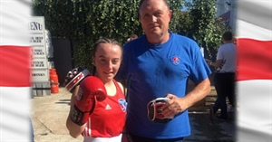 Y11 student to train for the boxing England Talent Pathway Squad.