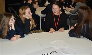 Y9 Finding Your Futures event